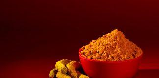 kurkumina, polifenol, przeciwzapalne, antybakteryjne, przeciwutleniacz